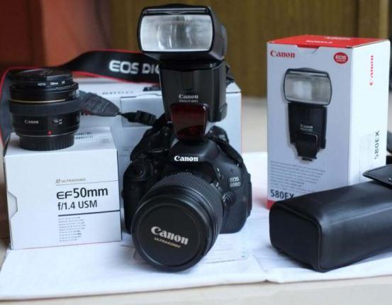Harga Kamera DSLR Canon EOS 650D