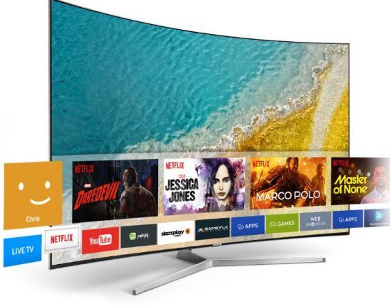 Harga TV LED SAMSUNG 78 Inch